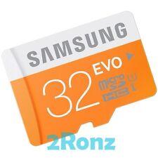 Samsung 32GB 32G EVO UHS-I Micro SDHC SD Flash Card TF Mobile Class 10 U1 48MB/s