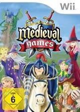 Nintendo Wii Medieval Games Party 30 mini giochi come nuovo