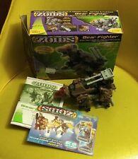 Zoids Bear Fighter Hasbro Acton Figure Model Kit Built in Box