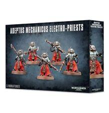 Games Workshop Warhammer 40k Adeptus Mechanicus Corpuscarii Electro-Priests NIB