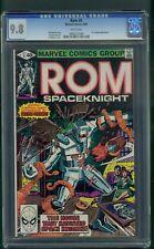 Rom #5 (1980) CGC Graded 9.8 Sal Buscema Art ~ Dr. Strange Appearance