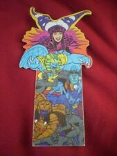 Power Rangers Book Bite bookmark - Rita and her Gang -- by Flair -- plastic