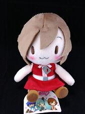 Meiko Fluffy Fuwafuwa Plush Doll Key Chain official Sega Hatsune Miku Vocaloid