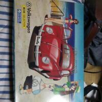 GUNZE Volkswagen Kenichi Sonoda SELECTION 1/24 Model Kit #11672