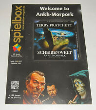 Spielbox Boardgame Magazine (English Edition)  2011 #6 (Great Western)