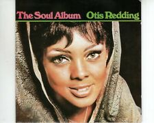 CD OTIS REDDING	the soul album	EX+ (A3205)