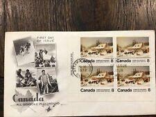 Stamps Canada 🇨🇦 610. 8c. Cornelius Krieghoff (1815-72) Painter, 1972, Pb