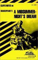 Shakespeare's A Midsummer Night's Dream [Cliffs Notes]