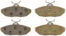 Disc Brake Pad Set-Disc Rear Bendix D599