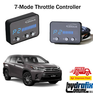 Toyota Kluger (XU50) 2013 - Onwards / Windbooster 7 Mode Throttle Controller