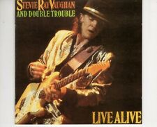 CD STEVIE RAY VAUGHAN	live alive	AUSTRIA EX+  (B3943)