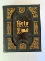 *Antique* 1879 The Holy Bible / By American Publishing Company
