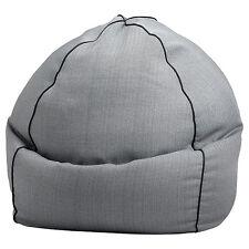 NEW Herringbone 300lt Tear Drop Bean Bag Cover