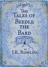 The Tales of Beedle the Bard (U.K. 1st printing) New Hardcover Book J. K. Rowlin