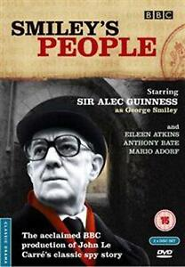 SMILEY'S PEOPLE The Complete Mini-Series (Region 4) DVD Alec Guinness Smileys