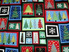 NEW ~ Christmas Print Scrub Top ~ 6X ~ Christmas Tree