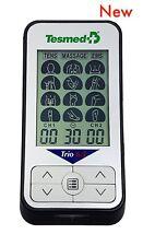 Tesmed Elettrostimolatore Muscolare Professionale TENS 36 Programmi 4 Elettrodi