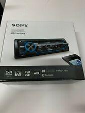 SONY Brand - Model # MEX-N4200BT - Indash AM/FM/CD w/ Bluetooth