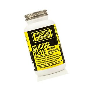 Mission Automotive Dielectric Grease/Silicone Paste/Waterproof Marine Grease ...
