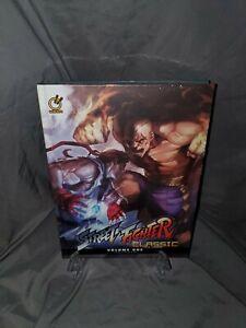 STREET FIGHTER CLASSIC VOL #1 HADOKEN HARDCOVER Udon Capcom HC