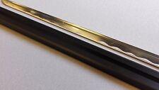 Handmade Sharp Blade Full Tang NARUTO Sasuke Kusanagi Sword With BLACK Scabbard