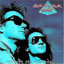 Heading for Tomorrow von Gamma Ray   CD   Zustand akzeptabel