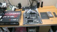 EVGA X299 FTW K 2066, Intel X299, SATA 6Gb/s, USB 3.1, USB 3.0, EATX Motherboard