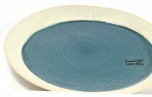 Cravings by Chrissy Teigen 11 Inch Stoneware Dinner Plate Dishwasher Safe