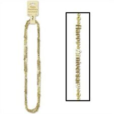 Happy Anniversary Gold Beads Of Expression Anniversary Party Supplies Decoration