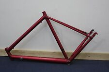 Vintage prototype cannondale 58 cm road frame damaged USA made