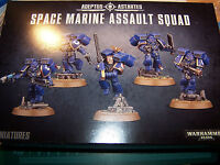 Space Marine Assault Squad Weapons and Accessories (bits)