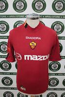 maglia calcio shirt maillot camiseta trikot TOTTI ROMA TG M