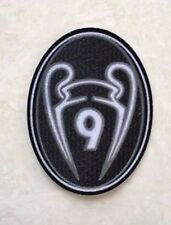 UEFA Champions League Trophy 9 Cup Patch Badge For Real Madrid Soccer Jersey