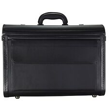 d&n Business & Travel I Pilotenkoffer 46 cm (schwarz)