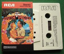 South Pacific Ost inc Dites-Moi & Happy Talk + Cassette Tape - Tested