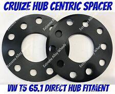 2 x 5 mm FORO Diretto Lega Ruota Hubcentric Distanziatori RASAMENTI Direct Fit 5X120 67.1