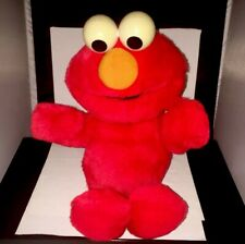 Tickle Me Elmo 1995 Tyco Preschool Toys Mattel