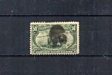UNITED STATES 1898 SCOTT# 291 FANCY CANCEL. WESTERN MINING PROSPECTOR. CV $175.