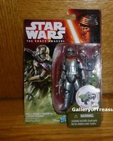 "Disney Star Wars The Force Awakens Captain Phasma Forrest Mission 3.75"" Inches"