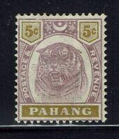 Pahang SG#16 - Mint Hinged - Lot 032716
