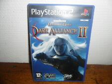 Baldur's Gate: Dark Alliance II - Playstation 2 - PS2 - PAL
