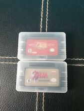 GBA Legend Of Zelda A Link To The Past / Four Swords AND  ZELDA  MINISH CAP*