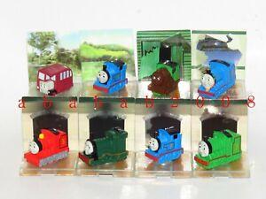 Bandai Thomas & Friends figure gashapon (full set 8 figures) made in 2009 year