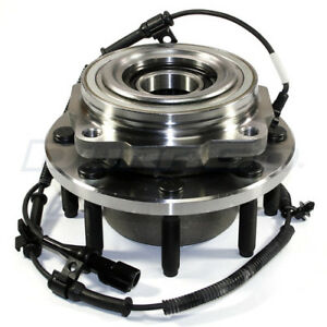 Wheel Bearing and Hub Assembly Front IAP Dura fits 08-10 Ford F-350 Super Duty