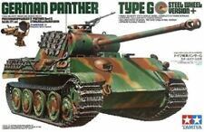 1/35 Tamiya German Panther Type G Steel Wheel Version Sd.Kfz.171 #35174