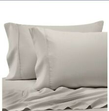 Set Pillow Case Satin Solid Color Soft As Silk Pillowcase