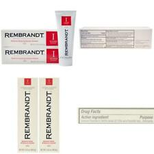 Rembrandt Intense Stain Whitening Toothpaste Mint 3.52 Ounce 2 Count