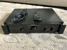 ROTEL STEREO CONTROL AMPLIFIER RC-1070 W/ CONTROL