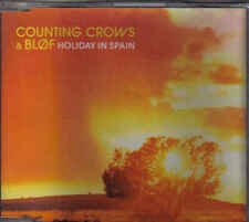 Blof&Counting Crows-Holiday In Spain Promo cd single