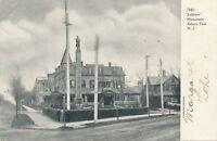 ASBURY PARK NJ – Soldiers Monument – udb (pre 1908)